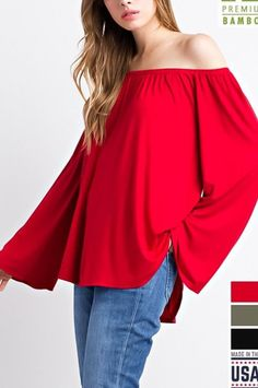 5651b041ac7ab8 196 Best Red Blouses images in 2019