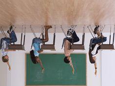 Seit 2009 Beschäftigung mit / Unterricht nach den Konzepten und Ansätzen von Inverted / flipped classroom