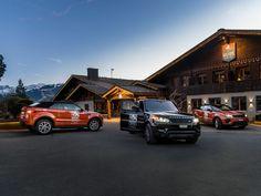 HUUS 'life essential' - Free Range Rover test car rental