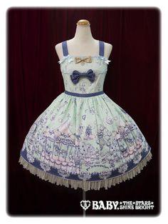 B38OJ201 Milk-chan's Fantasy Wonderland JSK I