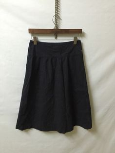 A personal favourite from my Etsy shop https://www.etsy.com/listing/281710700/45rpm-dark-blue-skirt-size-2-waist-27