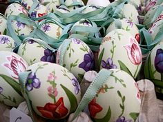 martha's vienna: Eggs, Eggs and More Eggs: Vienna's Freyung Easter Market