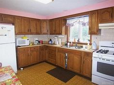 9026 S Lake Rd, Corfu, NY 14036 | Zillow Corfu, Homesteading, Home And Family, Kitchen Cabinets, Home Decor, Interior Design, Home Interior Design, Dressers, Home Decoration