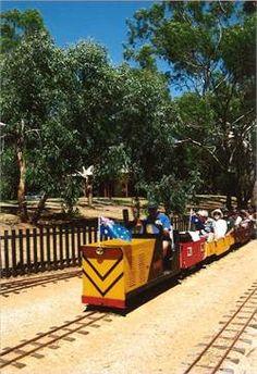 Toodyay Miniature Railway