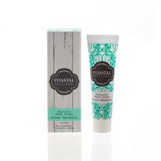 Coastal Ocean Gardenia Heavenly Hand Cream