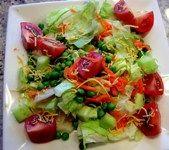 Tossed Salad For a Crowd -- Chef-menus.com