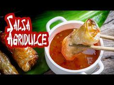 Salsa Agridulce Estilo Restaurante Chino Natural Facil y Rapida - YouTube