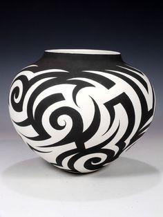 Modern Acoma Pueblo Pottery                                                                                                                                                                                 More