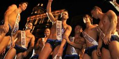 And the destination for the 10th annual Mr Gay World competition is…