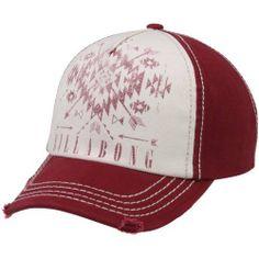Billabong Do It Again Juniors Adjustable Hat - Crushed Berry Billabong. $20.00