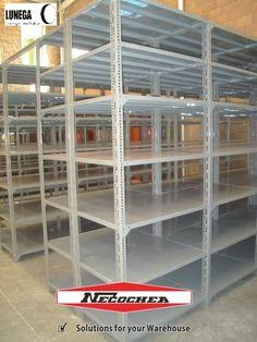 Estanteria metalica sistemas de almacenaje anaqueles - Estanteria metalica precio ...