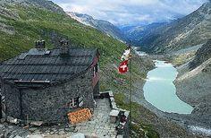Coazhütte 2'610 m ü. M. | Berghütten / SAC Hütten - Graubünden Schweiz