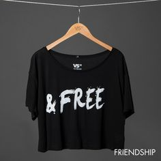 AND FREE CROPPED TOP WOMEN: 19,90€