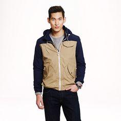 Penfield® two-tone Rochester rain jacket