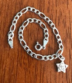 Your place to buy and sell all things handmade Winter, Buy And Sell, Charmed, Unisex, Sterling Silver, Chain, Bracelets, Italy, Sun