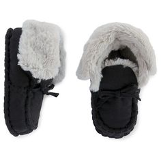 Find product information, ratings and reviews for Toddler Moccasin Slipper Cat & Jack™ - Dark Gray online on Target.com.