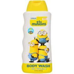 Illumination Entertainment Minions Body Wash, 12 oz.