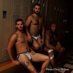 Nashville Grizzlies, Gay Rugby Team, Release 2015 Calendar