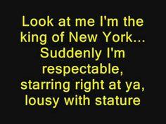 ▶ Newsies - King of New York Lyrics on Screen - YouTube