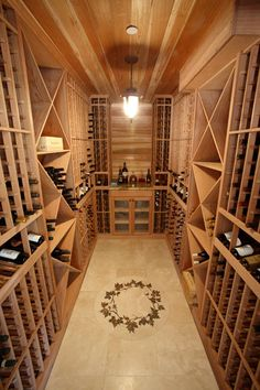 Here is a quick post that give some examples of wine cellars. Description from tcpermaculture.blogspot.com. I searched for this on bing.com/images