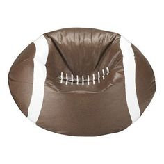X Rocker Football Bean Bag Chair