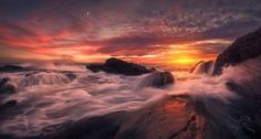 The Dance of The Dragons by arpandas - Unique Landscapes Photo Contest