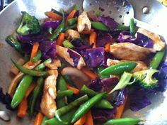 Citizen Chef meals for busy people. Cooking up Hawaiian BBQ Stir Fry   The Family Chef
