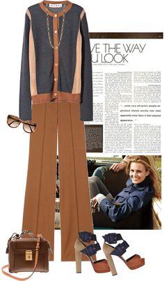"""Marni Cardigan"" by fashionmonkey1 ❤ liked on Polyvore"