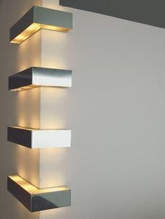 Edge Wall Lights