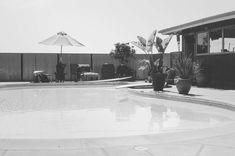 #black and white #pool