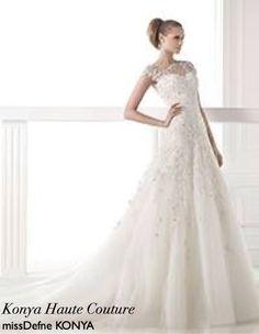 Konya Haute Couture Gelinlik te ozel dikim missDefne KONYA #bruidsmode #hochzeit #brautmoden #weddingworld #gelinlikdunyasi #trouwland #missdefnekonya #gelinlik #gelinlikler #dugun #prenses #konya #kulesite #kentplaza #meram #prenses #karaman #mode #moda #fashion #tesettur