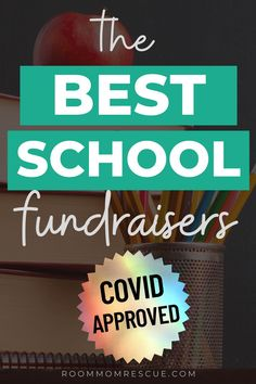 Looking for PTO fundraising ideas during COVID? Use these 2 websites to create lucrative PTO fundraisers for elementary, high school and middle school while social distancing. Taking your elementary school fundraiser online can make raising money for your school, PTA or PTO easy and fun. Learn more at roommomrescue.com Make School, Middle School, High School, Room Mom Letter, 2nd Grade Activities, Event Signage, Classroom Art Projects, School Fundraisers, Fundraising Ideas