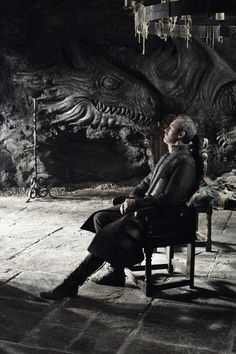 Stephen Dillane as Stannis Baratheon in 'Game of Thrones' Season 3