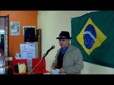 (1) Wilson Jasa no Café com Poesia - 87º Edição - 29-10-2016