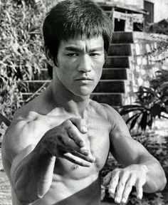 Rarest Picture of Bruce Lee