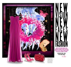 80's Vision by dop37 on Polyvore featuring polyvore, fashion, style and Alexander McQueen