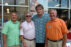 Alabama Gulf Coast Chamber Ribbon Cutting at the new Tervis Store at the Wharf in Orange Beach.