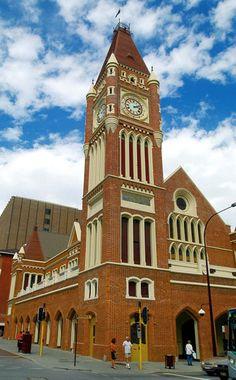 Heritage Perth -- Perth Town Hall                                                                                                                                                      More