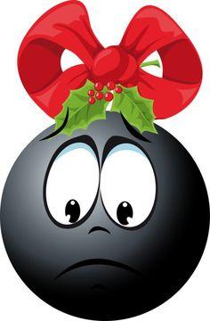 Yo utilizo simplemente la pantalla del ordenador para enseñar a mi hija las bolas. Abriendo cada imagen por separado, comentamos las emociones: alegre, enfadado, sorprendido, etc. Mírame y aprender… Christmas Emoticons, Emoticon Faces, Smiley Faces, Rosalie, Smiley Emoji, Yoshi, Compliments, Fancy, Painting