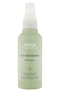 ! Aveda 'pure abundance™' Style-Prep™ | Nordstrom FOR WEIGHTLESS VOLUME