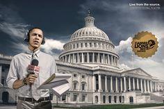 CANNES LIONS 2011 - CNN NEWS on Behance