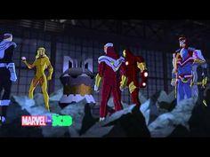 Marvel's Avengers Ultron Revolution Season 3 Episode 5 Clip 1 #Marvel #AvengersUltronRevolution #DisneyXD #UltronRevolution
