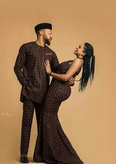 Items similar to African Clothing/ Couples Oufit/ Ankara Print/ African Couples Matching Outfit/ Ankara Mixed Print on Etsy African Male Suits, African Clothing For Men, African Attire, African Dress, Ankara Clothing, Latest African Fashion Dresses, African Print Fashion, Ankara Fashion, Matching Couple Outfits