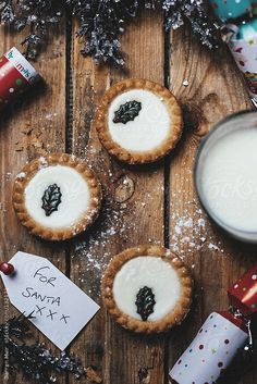 Christmas mince pies. by Darren Muir