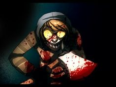 Read Ticci Toby from the story Creepypasta Origin stories by LadyMaryEvangeline (Mary-Evangeline) with reads. The long road home s. Creepypasta Videos, Creepypasta Slenderman, Creepypasta Characters, Slender Man, Jeff The Killer, Scary Stories, Horror Stories, Creepypastas Ticci Toby, Creepy Pasta Family