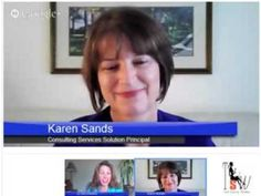 A fantastic interview with Karen Sands! Karen earned her Bachelor of Science Degree in Mathematics, with a minor in Music.  With a long and varied career in Information Technology, Karen has participated in a dramatic evolution of the computer industry and its impact on our lives. She has worked with Computer and Software companies in providing innovative solutions that the worlds businesses incorporate to provide value to their customers.