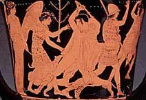 Vasenmalerei ,Griechen, Antike