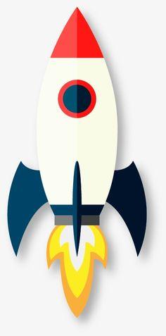 rocket, Cartoon, Sketch PNG Image