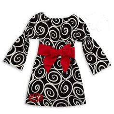 3d39d294ba354 Lolly Wolly Doodle kids Christmas clothing. Girl's Red Gray Chevron Long  Sleeve Charlotte Dress. lollywollydoodle.com | LWD Classic Christmas |  Charlotte ...