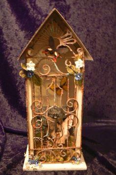 Birdhouse by Yolanda Tascon